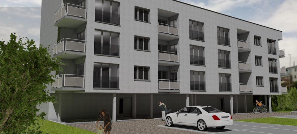 Neubau und Renovation von Mehrfamilienhäusern